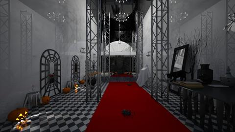 Hall of illusion - by Tiany Rice