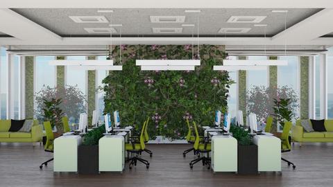 Living Wall Office - Office  - by r e c k l e s s