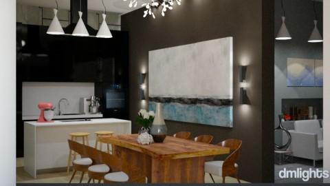 LAMINGTON_KitchenDMLights - Kitchen  - by ayudewi