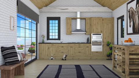 farmer kitchen - Kitchen  - by rasty