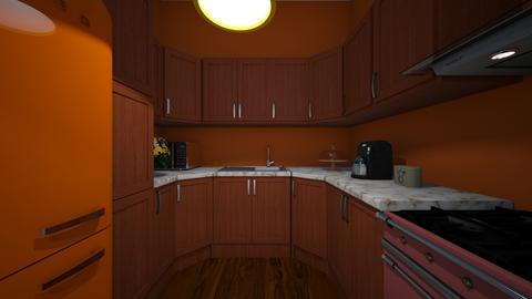 Autumn Kitchen - Kitchen  - by kycheergirl5
