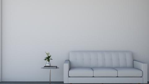 minimalism - Minimal - Living room  - by madaline