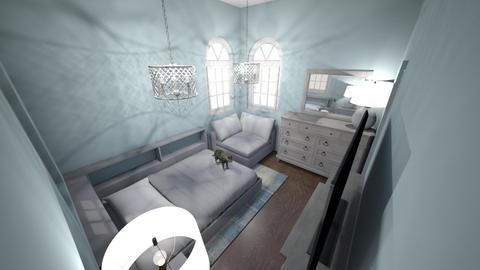 Bedroom - Bedroom  - by ArticWolf5982