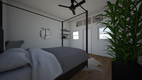 Taylee_Mortensen_4 - Modern - Bedroom  - by CCMS