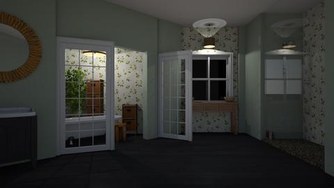 bathroom - by emmaald