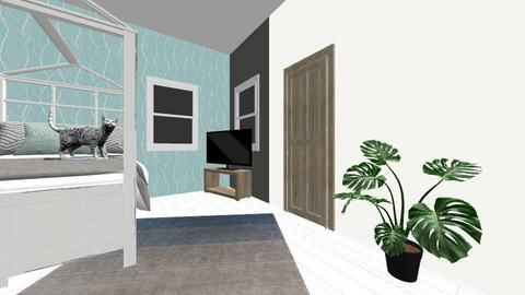 Ethan_Dream_Bedroom - Bedroom - by Ewasti