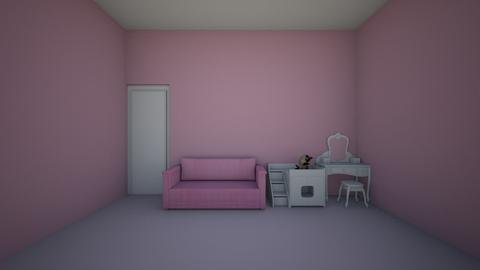 miris dream room - Glamour - Bedroom  - by daisychild3