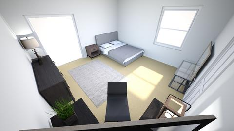 room idea for new house - Bedroom - by karterwheat