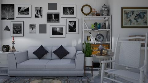 Travel Living - Living room  - by kristenaK