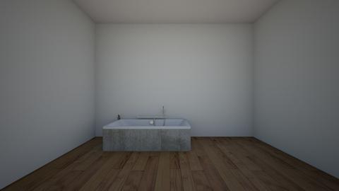 Chris bathroom - Bathroom  - by ShiShiRa