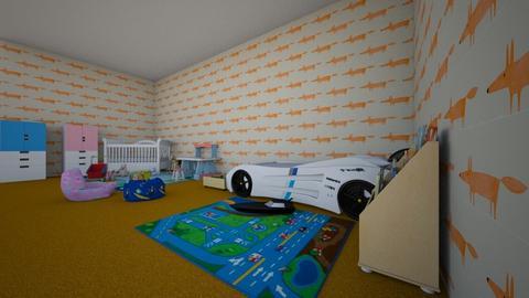My future kids room - Kids room  - by Alexis G Edgar