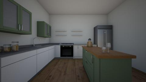 kitchen  - Kitchen  - by Paytonlaufenburger