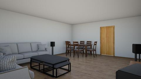 Home cinema - Modern - Living room  - by Raspel
