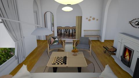 Kripakaran - Living room  - by Tabitha Knight