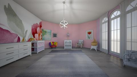 Babys room - Kids room  - by Chayjerad