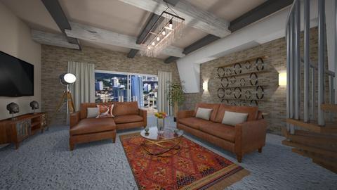 CiG - Modern - Living room - by Saj Trinaest