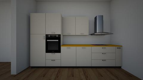 Housedesign - Kitchen  - by ArishaVarshney
