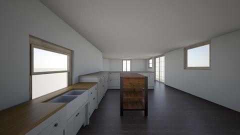 Kitchen Design - Kitchen  - by JessMelt32