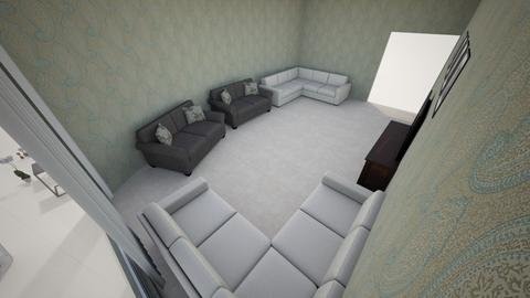 shaikh ali guest 4 - Living room  - by lorenz