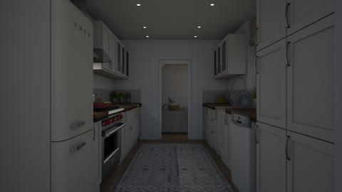 LANDON HOME - Kitchen  - by zozan