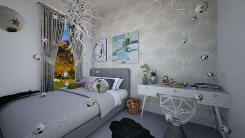 sweet room - Minimal - Bedroom  - by R A I N A