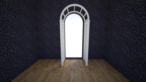magical door - Masculine - by waffledoghaha