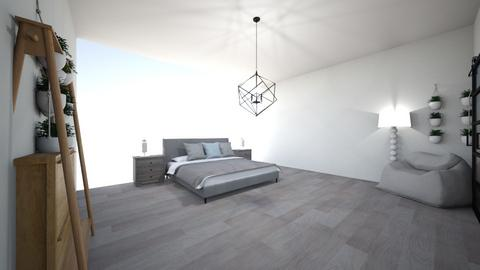 bed 4 - Modern - Bedroom - by chanel25