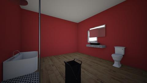 shaker 96 - Bathroom  - by Ransu2021