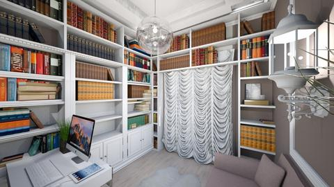 CASA - Living room - by Art3miys