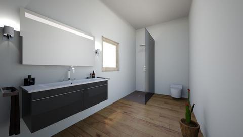 Tulho  - Bathroom  - by tulho