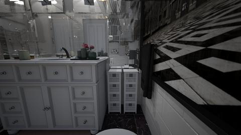 Sylwia i Tomek 15 - Bathroom  - by Joanna88