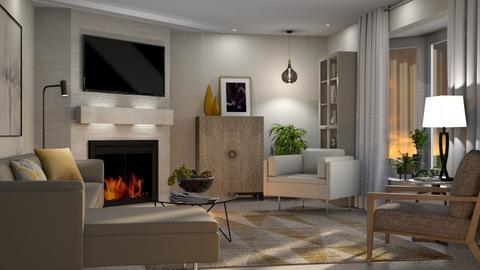 Living Room - Living room - by GraceKathryn