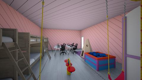 Girl room for multiple  - Kids room  - by Soccergirl2711