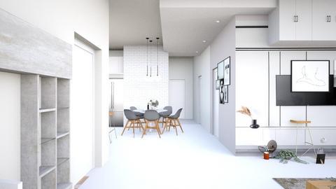newVilla Comportae - Modern - Living room  - by Galit Dayan Raviv