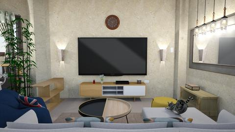 Seni first design project - Modern - Bedroom  - by MeeraZali