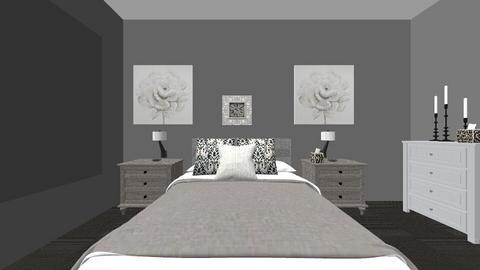bedroom 1 - Modern - Bedroom  - by Karina P