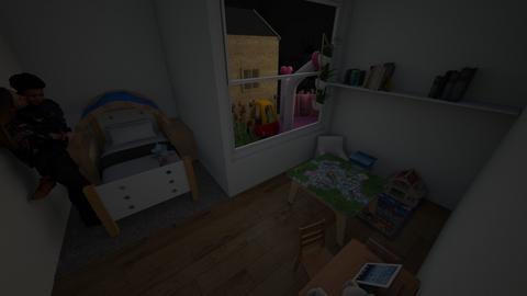 Kids room  - Bedroom  - by SaraL4472
