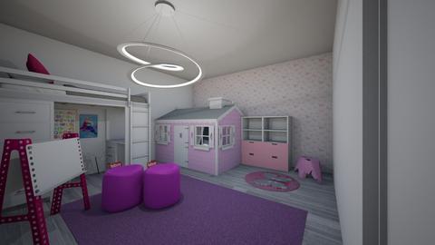 MATURA - Kids room  - by eriknochta