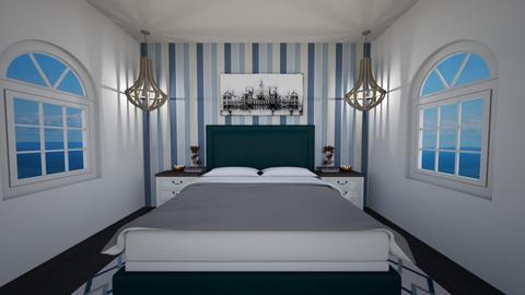 first symmetrical room  - Bedroom  - by vlj51D4C