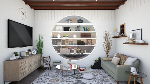 woowoody - Classic - Living room  - by karisahsalim