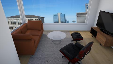 Michael Bell  - Modern - Living room - by glorentson