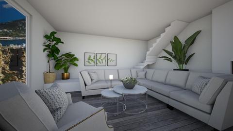 greysalon - Modern - Living room  - by monek299