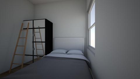 achziv1 - Bedroom  - by Dantheman59