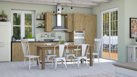 IP Artisan Kitchen - Kitchen  - by Lizzy0715