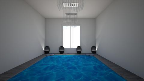 indoor pool area - Modern - Garden  - by jade1111