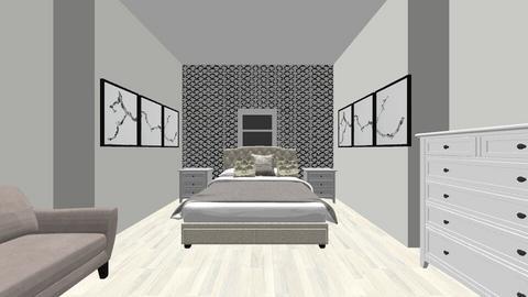 interior design I bedroom - Bedroom  - by jyy