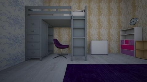 adina - Kids room  - by adinaortner