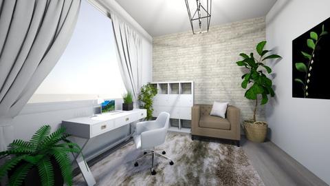 Bohemian Office - Office  - by Housegirl
