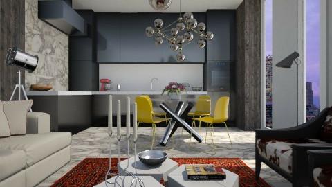 Miloe Living Space - Modern - Living room  - by 3rdfloor