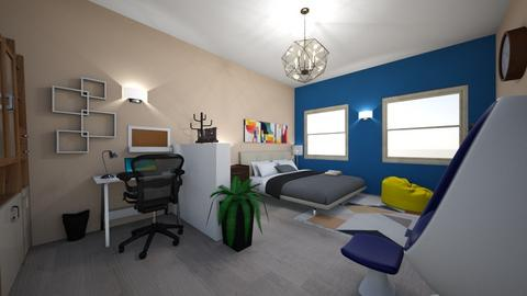 Sheehan Room - Modern - Kids room  - by Gawhon